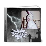 Scary Halloween 6x6 Deluxe 20 Page Photo Book - 6x6 Deluxe Photo Book (20 pages)