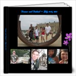 Euro-Anthony - 12x12 Photo Book (40 pages)