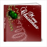 Christmas Collection 6x6 Photo Book (20 pages)