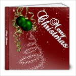 Christmas Collection 8x8 Photo Book (20 pages)