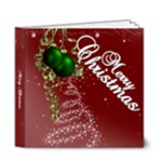 Christmas Collection 6x6 Deluxe Photo Book (20 pages)