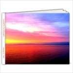 SUNSETS IN ICELAND - 9x7 Photo Book (20 pages)