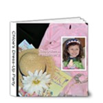 Chloe s 4th BD book - 4x4 Deluxe Photo Book (20 pages)