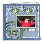 Merry Christmas 8x8 20 pgs - 8x8 Photo Book (20 pages)