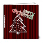 Christmas Collection#2 6x6 Photo Book (20 Pages)