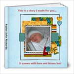Aydens book - 8x8 Photo Book (20 pages)