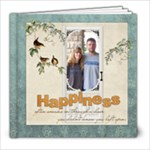 Happiness Family 8x8 - 8x8 Photo Book (20 pages)