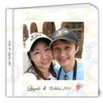 2011 EDDIE &ANGELA  - 8x8 Deluxe Photo Book (20 pages)