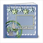Merry Christmas 6x6 20 pgs - 6x6 Photo Book (20 pages)