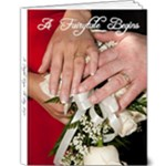 Lisa Wedding Album Oct 11 - 9x12 Deluxe Photo Book (20 pages)