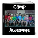CampAwesome2011 - 8x8 Photo Book (39 pages)