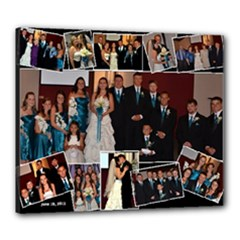 WEDDING - Canvas 24  x 20  (Stretched)