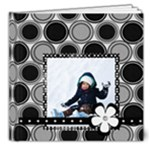 black&white deluxe 20pgs 8x8 - 8x8 Deluxe Photo Book (20 pages)