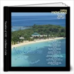 2011 - Carribean - 12x12 Photo Book (40 pages)