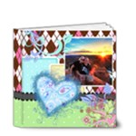 Rainbow Garden Deluxe 4x4 Book - 4x4 Deluxe Photo Book (20 pages)