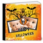 halloween - 8x8 Deluxe Photo Book (20 pages)