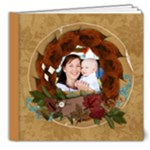 8x8 Deluxe Autumn/Fall Photo Book (20 pages) - 8x8 Deluxe Photo Book (20 pages)