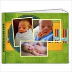 BABY BRECKEN BUDDY - 7x5 Photo Book (20 pages)
