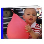 KOSTAS 1ST BIRTHDAY - 9x7 Photo Book (20 pages)