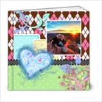 Rainbow Garden 6x6 Book - 6x6 Photo Book (20 pages)