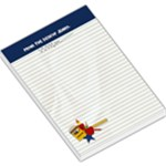 Large Memo Pad: From the Desk of - Large Memo Pads