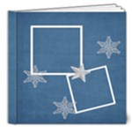 Winter 8x8 deluxe photo book - 8x8 Deluxe Photo Book (20 pages)