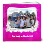florida 20 pages - 8x8 Photo Book (20 pages)