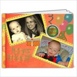 11-12 ONE YEAR  Newest One - 9x7 Photo Book (20 pages)