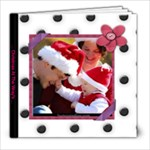 Christmas With The Wray s - 8x8 Photo Book (20 pages)