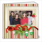 Christmas 40 pg 8x8 - 8x8 Photo Book (39 pages)