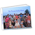 The Truong s Family - 7x5 Deluxe Photo Book (20 pages)
