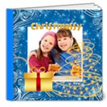 christmas - 8x8 Deluxe Photo Book (20 pages)