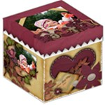 Love Nest Keepsake 12  Box - Storage Stool 12