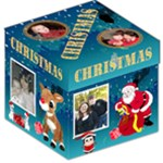 Christmas storage box 1 - Storage Stool 12