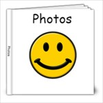 this one - 8x8 Photo Book (20 pages)
