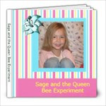 Queen Bee - 8x8 Photo Book (20 pages)