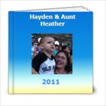 aunt Heather - 6x6 Photo Book (20 pages)