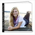 BriElle senior photos - 8x8 Photo Book (20 pages)