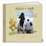 miyopek - 8x8 Photo Book (60 pages)