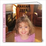 Mariah 2 - 8x8 Photo Book (20 pages)