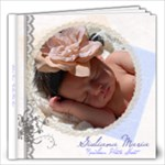 Giuliana Newborn Shoot - 12x12 Photo Book (20 pages)
