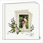 8x8 (30 pages) : This Us- Wedding - 8x8 Photo Book (30 pages)