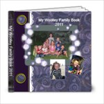 WoolleyFamilyIsabella - 6x6 Photo Book (20 pages)