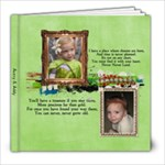 Gift for GrandMom - 8x8 Photo Book (20 pages)
