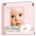 baby book 60pp - 12x12 Photo Book (60 pages)