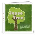 Jesse Tree book - 8x8 Photo Book (30 pages)
