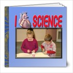 science book - 8x8 Photo Book (20 pages)