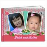 Faith and Bei - 11 x 8.5 Photo Book(20 pages)