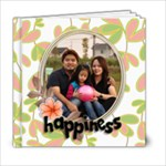 6x6 family - 6x6 Photo Book (20 pages)