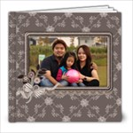 you&me - 8x8 Photo Book (20 pages)